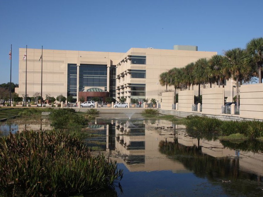 Picture of Pinellas County Justice Center