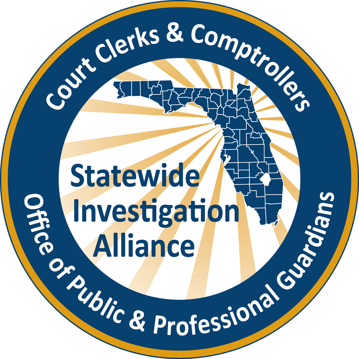 Statewide Investigation Alliance seal
