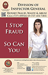 I can stop fraud. So can you.